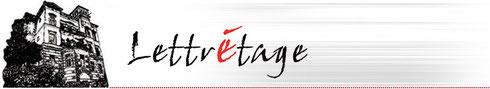 Der Header von Lettrétage - Das junge Literaturhaus