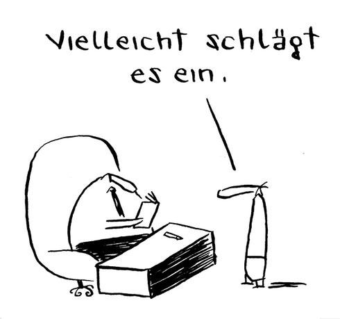 """aus: Mahler, """"Längen und Kürzen"""". Luftschacht Verlag."""