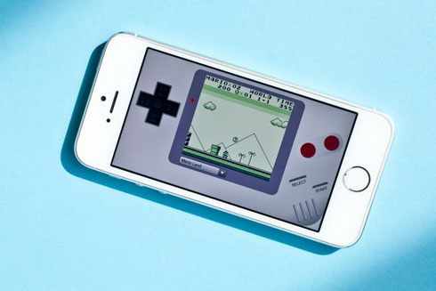 Gameboy in iPhone