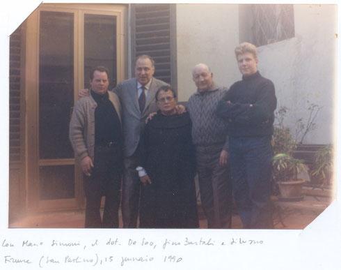 Con P. Mario Tabarelli