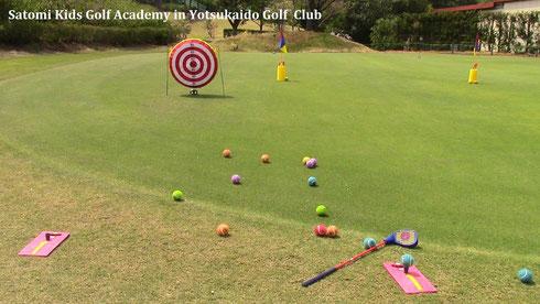 スナッグゴルフでのキッズジュニアゴルフレッスンならサトミキッズゴルフアカデミー
