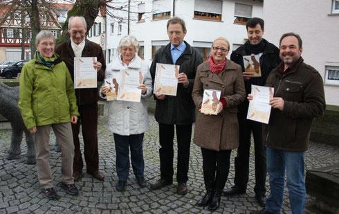 """Gemeinsam für mehr Artenschutz: Bei der Aktion """"Lebensraum Kirchturm"""" arbeiten NABU-Gruppen und Kirchen zusammen."""