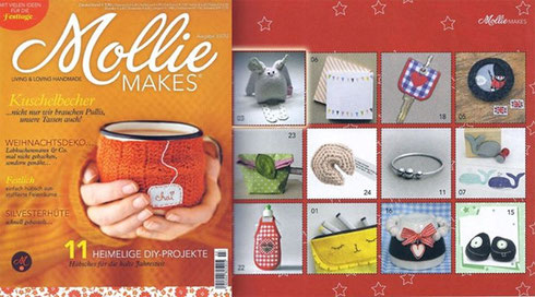 Mollie Makes. 03/2012