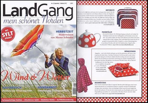 Landgang - Magazin für den Norden. 4/2012