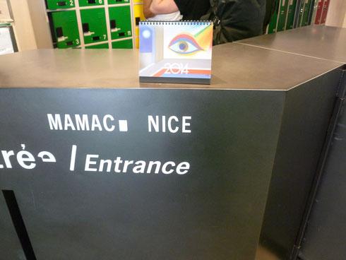 MAMAC, Nice