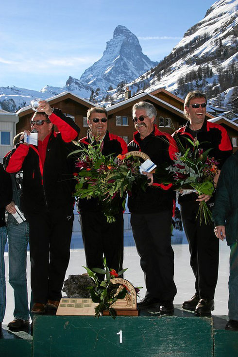 CC Luzern Palace - Sieger Kristall Cup, Zermatt