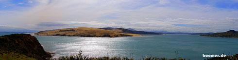 Die Westküste bei Omapere