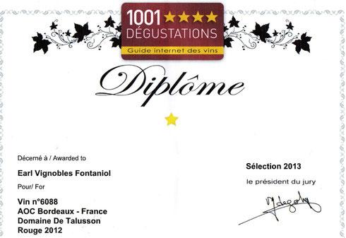Appellation Bordeaux vin rouge