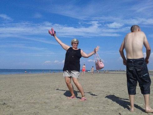 Das ganze fing mit unserem Holland Urlaub an