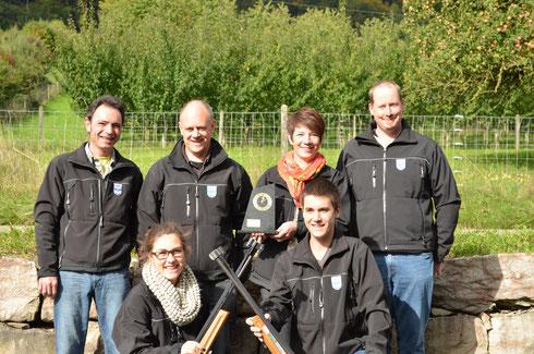 Die Bezirks-Schiess-Sport-Meister 2013