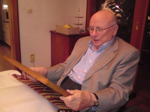 Ehrenvorsitzender der BI Prof. Dr. Erwin Kuntz
