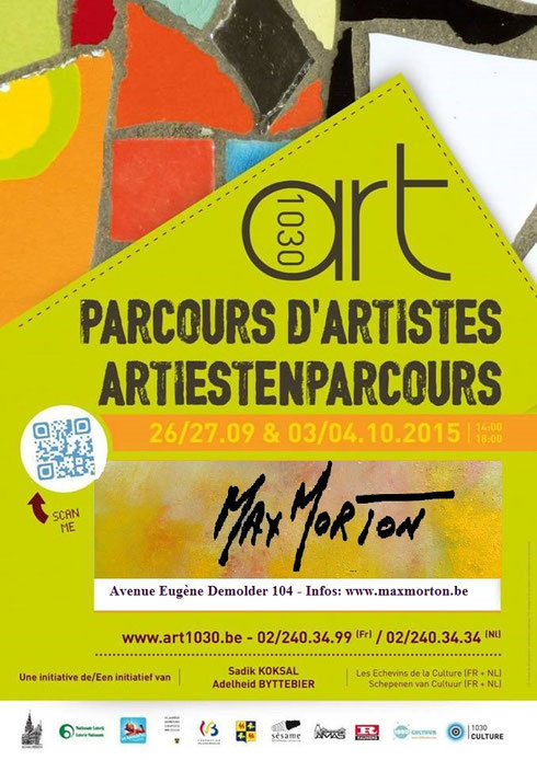 Artiestenparcours Max Morton