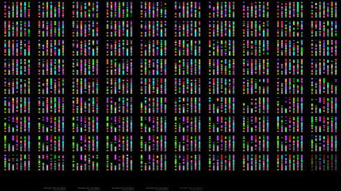 Pixel Stream 高森幸雄 Yukio Takamori