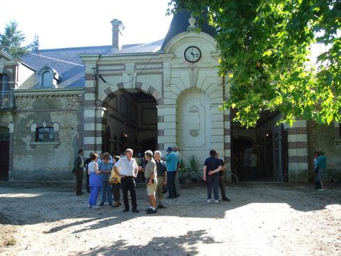 Château du Muguet public