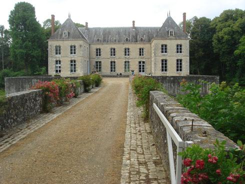Château d'Escrignelles