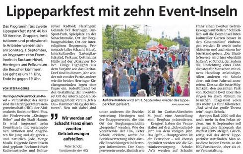 WA 26.07.19 Lippeparkfest mit zehn Event-Inseln