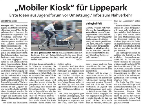WA 09.07.19 - Mobiler Kiosk für Lippepark