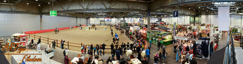 180° Panorama Halle 3