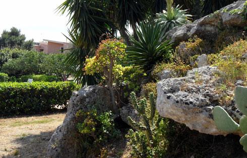 Der in etwa einer Stunde vom Etna entfernte Agriturismo Borgo Levante