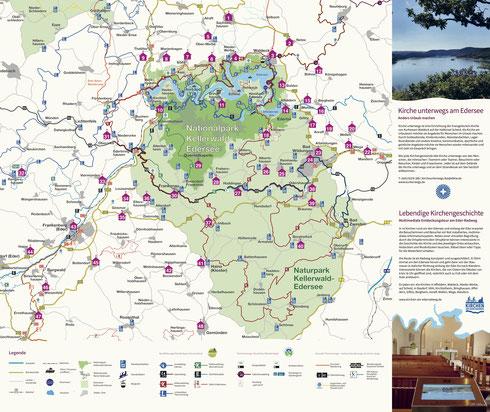 Karte Agentur riedel+eichler