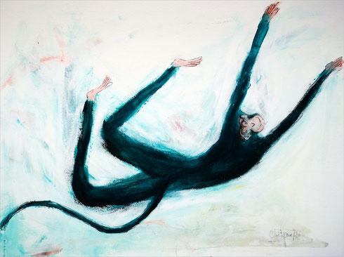 Christiane Holsten: Affenkunst VIII