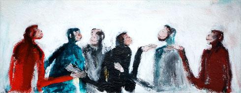 Christiane Holsten: Affenkunst XIV