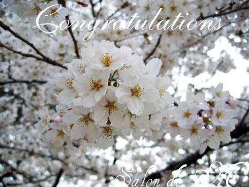 桜 ブライダル ウェディング 結婚