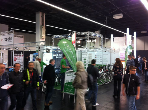 Intermot 2012 Köln eBikes