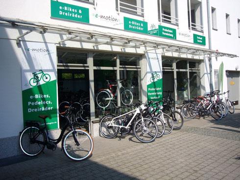 e-motion e-Bike Shop München