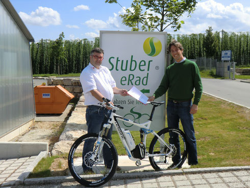 e-motion eBike Shop Mainburg Stuber eRad