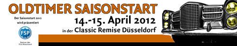 Saisonstart Classic Remise Düsseldorf