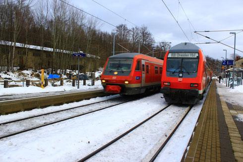 610 007 als IRE nach Nürnberg