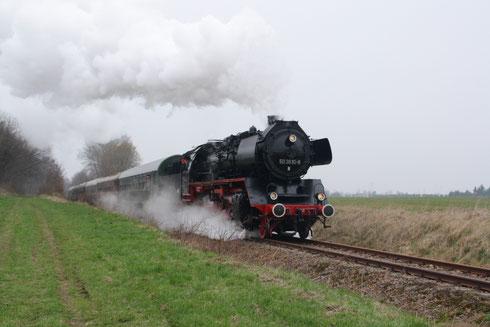 50 3610 mit Sdz zwischen Großvoigtsberg und Großschirma