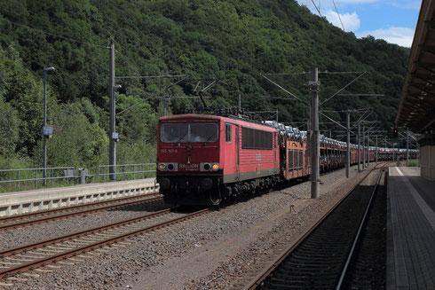 155 101 mit GA 49388 in Tharandt
