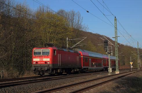 143 355 zwischen Tharandt und Freital