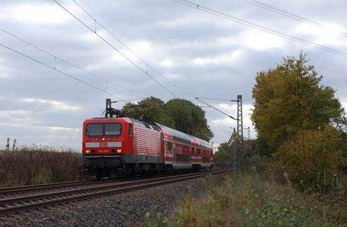 143 919 mit S 30 bei Colmnitz