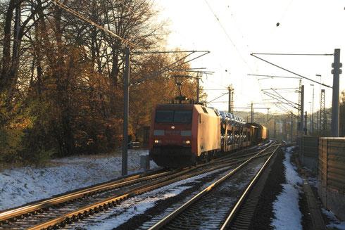 152 120 mit Umleitergz 52524 nach Nürnberg in Glauchau Schönbörnchen