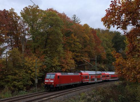 146 010 mit S 30 bei Dorfhain