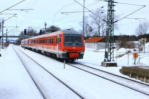 610 004 als IRE nach Nürnberg