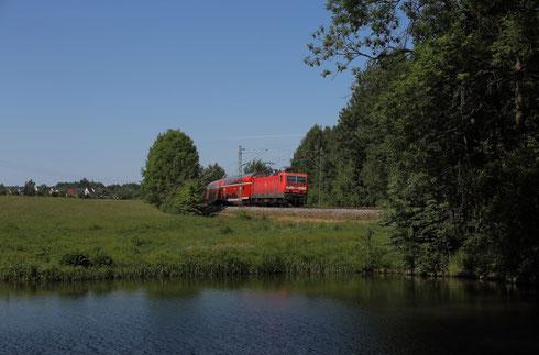 143 093 zum letzten Mal aus eigener Kraft in Klingenberg