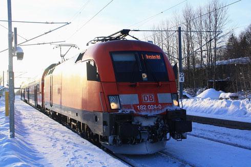 182 024 mit S30 nach Dresden