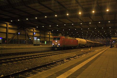185 062 im Chemnitzer Hauptbahnhof