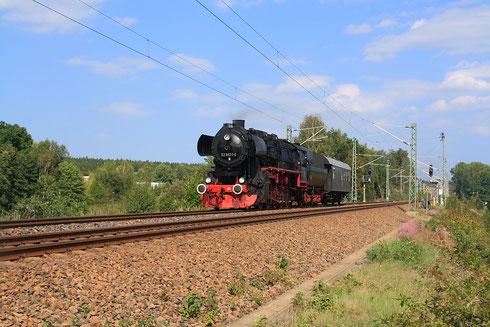 52 8131 Lz von Berlin nach Chemnitz Hilbersdorf