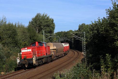 294 748 mit der Übergabe 55065 in Niederbobritzsch