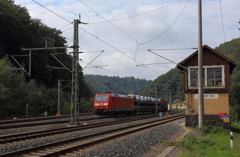 185 180 mit GA 52814 in Tharandt