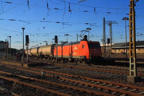 145 CL 001 (145 081) in Riesa Hbf