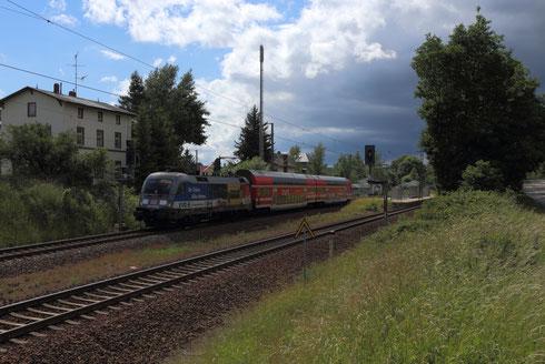 182 016 mit S 30 in Niederbobritzsch