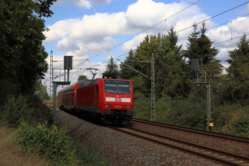 146 016 mit S 30 in Niederbobritzsch