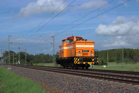 345 119 Lz bei Colmnitz