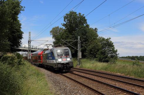 182 016 mit S 30 bei Niederbobritzsch